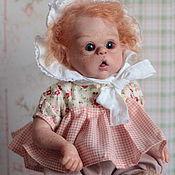 Куклы и игрушки ручной работы. Ярмарка Мастеров - ручная работа Крошка Ляля .. Handmade.