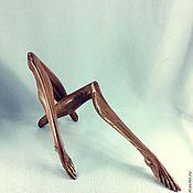 Ножи ручной работы. Ярмарка Мастеров - ручная работа ножки экстравагантные. Handmade.