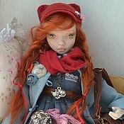 Куклы и игрушки ручной работы. Ярмарка Мастеров - ручная работа Линдси. Handmade.
