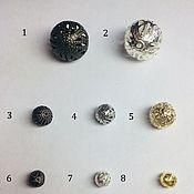 Бусины ручной работы. Ярмарка Мастеров - ручная работа Бусины металлические, ажурные под серебро, золото, античную бронзу.. Handmade.