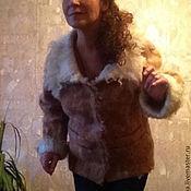 """Одежда ручной работы. Ярмарка Мастеров - ручная работа Куртка """"Персик"""". Handmade."""