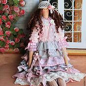 Куклы и игрушки ручной работы. Ярмарка Мастеров - ручная работа Текстильная кукла Маргарита. Handmade.