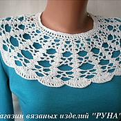 Аксессуары handmade. Livemaster - original item Beautiful openwork collar