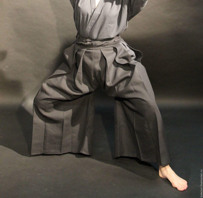 Хакама - японские брюки (эпоха Момояма), Карнавальные головные уборы, Калуга,  Фото №1
