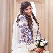 """Одежда ручной работы. Ярмарка Мастеров - ручная работа Зимнее пальто """"Невеста"""".. Handmade."""