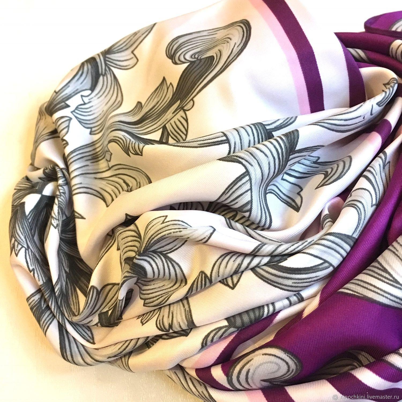 шелковые платки dulanna