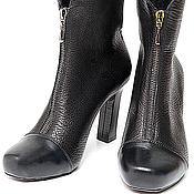 Обувь ручной работы. Ярмарка Мастеров - ручная работа Ботильоны женские Reggi. Handmade.