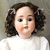 Куклы и игрушки ручной работы. Ярмарка Мастеров - ручная работа Антикварная кукла Анжелика. Handmade.