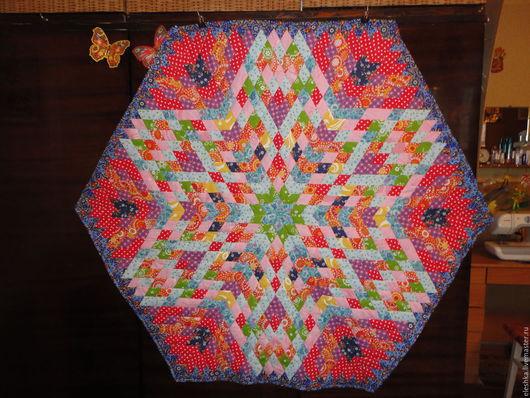 Персональные подарки ручной работы. Ярмарка Мастеров - ручная работа. Купить коврик-мандала для медитаций. Handmade. Разноцветный, медитация, магия