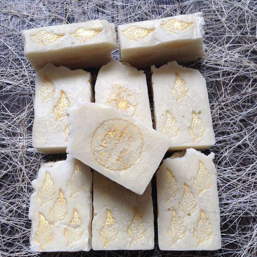Мыло ручной работы. Ярмарка Мастеров - ручная работа. Купить Мыло Камелия с  шелком, маслом Карите (Ши) и маслом камелии. Handmade.