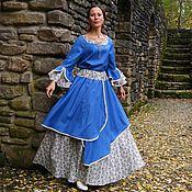 Одежда ручной работы. Ярмарка Мастеров - ручная работа Теплая юбка в пол и блуза в стиле бохо Ведана. Handmade.
