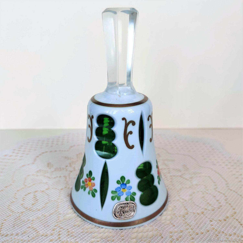Bell Bohemia double-layer glass 50-60 gg, Vintage interior, Ramenskoye,  Фото №1