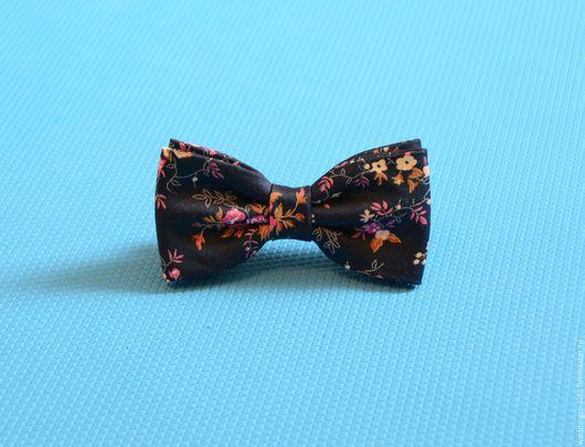Галстуки, бабочки ручной работы. Ярмарка Мастеров - ручная работа. Купить Бабочка-галстук. Handmade. Комбинированный, бабочка, бабочка на шею