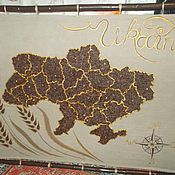 Картины и панно ручной работы. Ярмарка Мастеров - ручная работа Картина-панно Украина. Handmade.