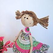 """Куклы и игрушки ручной работы. Ярмарка Мастеров - ручная работа Кукла интерьерная """"Весеннее настроение"""". Handmade."""