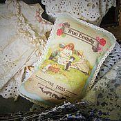"""Сувениры и подарки ручной работы. Ярмарка Мастеров - ручная работа Ароматное саше  """"True beauty"""". Handmade."""