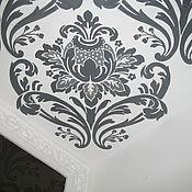 Дизайн и реклама ручной работы. Ярмарка Мастеров - ручная работа Растительный узор. Handmade.