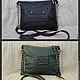 Handbags handmade. Livemaster - handmade. Buy Leather bag art.1-69.Bag, bag of genuine leather