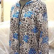 """Одежда ручной работы. Ярмарка Мастеров - ручная работа Блуза """"Барс"""". Handmade."""