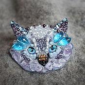 Украшения handmade. Livemaster - original item Blue eyes. Handmade.