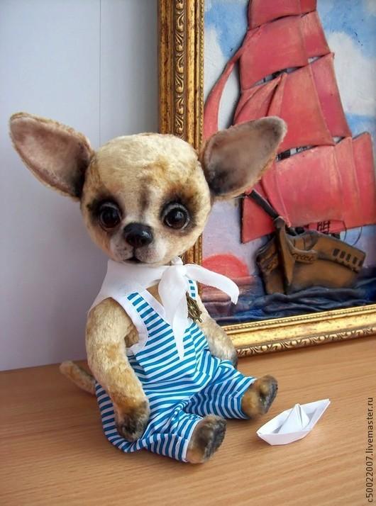 Мишки Тедди ручной работы. Ярмарка Мастеров - ручная работа. Купить Грей. Handmade. Бежевый, игрушка ручной работы