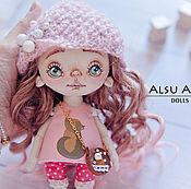 """Куклы и игрушки ручной работы. Ярмарка Мастеров - ручная работа Авторская кукла """"Лисенок"""". Handmade."""