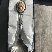 Винтаж handmade. Livemaster - original item Spoon