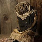 Куклы и игрушки handmade. Livemaster - original item Baba Tonya.. Handmade.