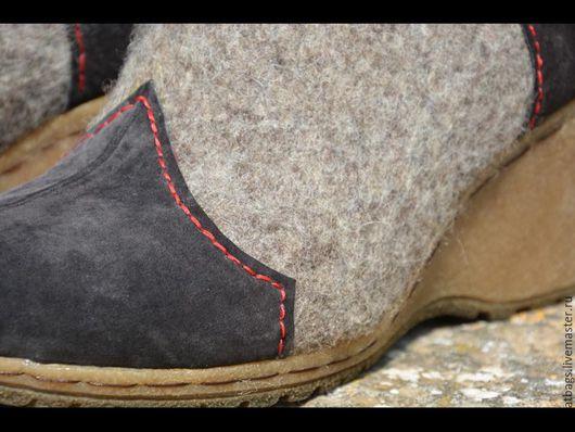 """Обувь ручной работы. Ярмарка Мастеров - ручная работа. Купить Ботильоны """" Last night """". Handmade. мода, ботильоны"""