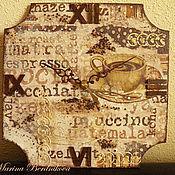 Для дома и интерьера ручной работы. Ярмарка Мастеров - ручная работа Кофе-микс. Handmade.