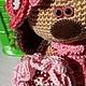 Игрушки животные, ручной работы. Ярмарка Мастеров - ручная работа. Купить Сакура. Handmade. Весна, сакура, разноцветный, шёлковая лента