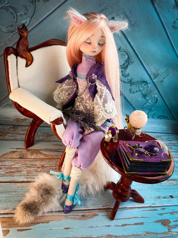Авторская кукла... Сновидица Хольда, Интерьерная кукла, Екатеринбург,  Фото №1
