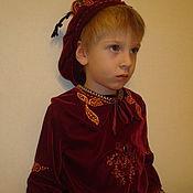 """Работы для детей, ручной работы. Ярмарка Мастеров - ручная работа Костюм """"Принца"""" с вышивкой. Handmade."""