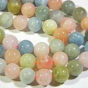 Материалы для творчества handmade. Livemaster - original item Beryl beads for decoration. pc. Handmade.
